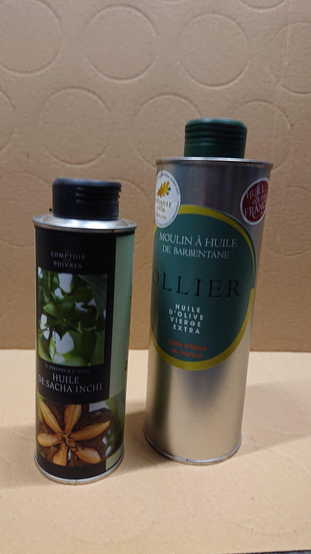 bouteille métallique Olea Services Conditionnement